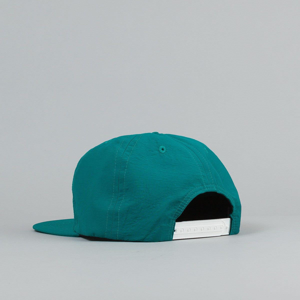 Belief Exploration Snapback Cap - Dark Teal