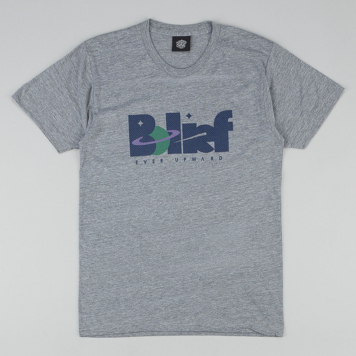 Belief Exploration T-Shirt - Heather Grey