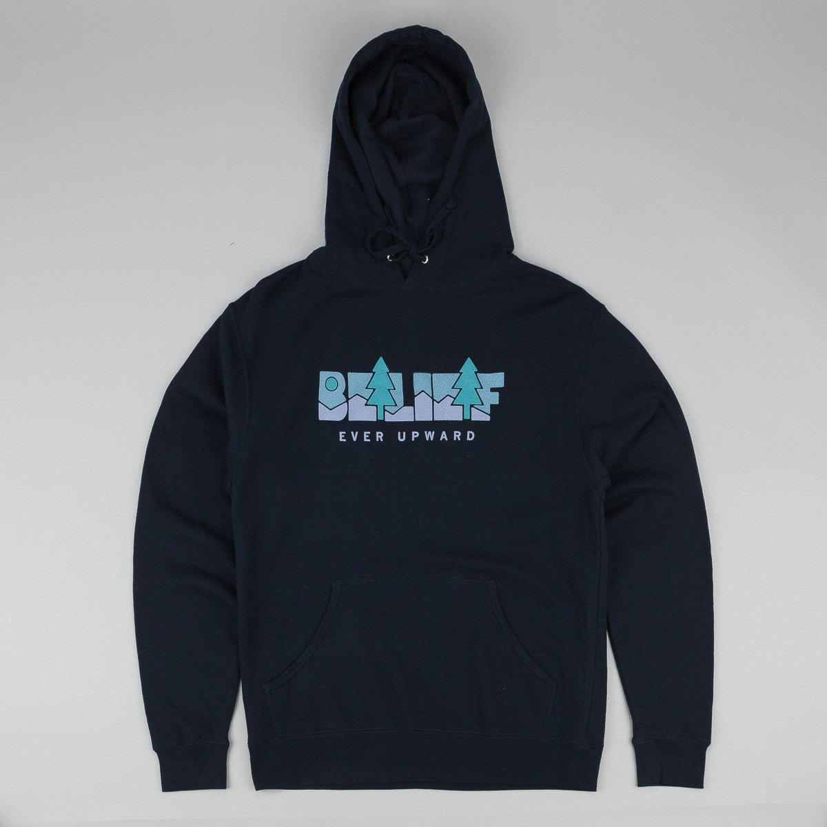 Belief Great Escape Hooded Sweatshirt - Navy