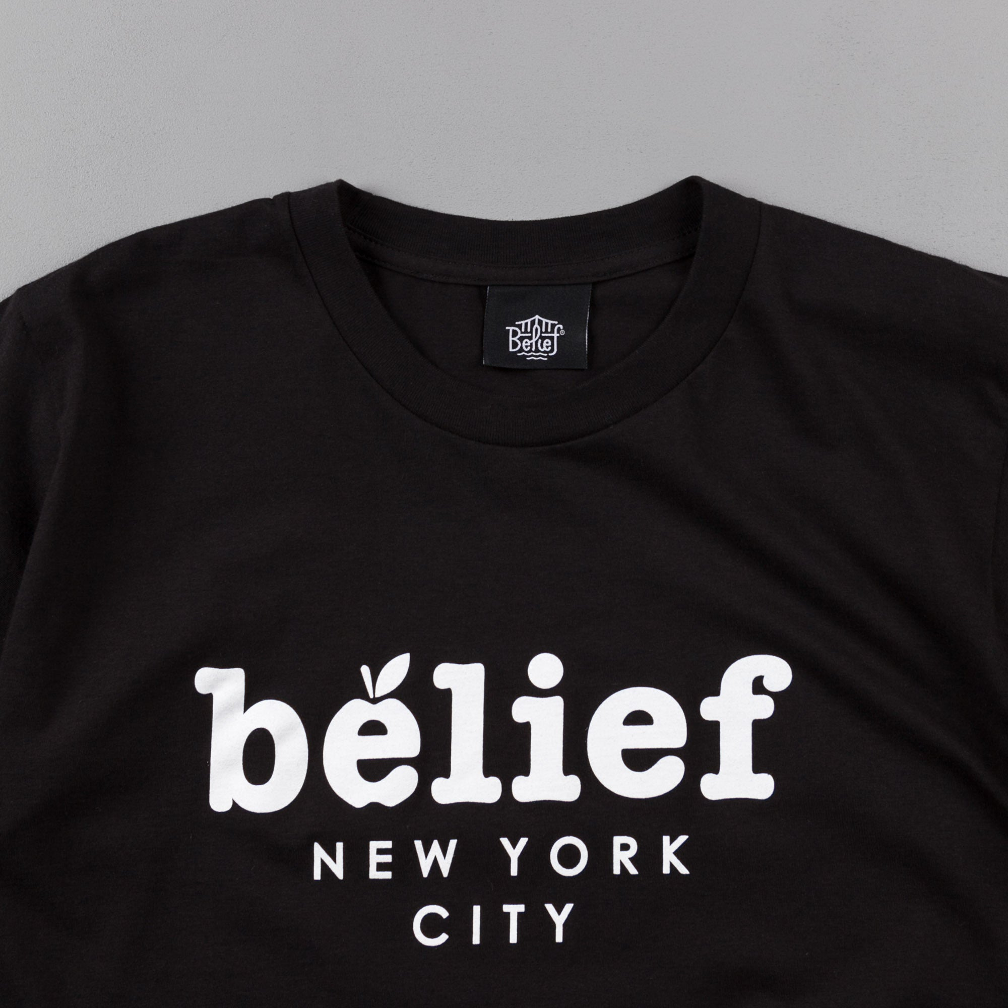 Belief Market T-Shirt - Black