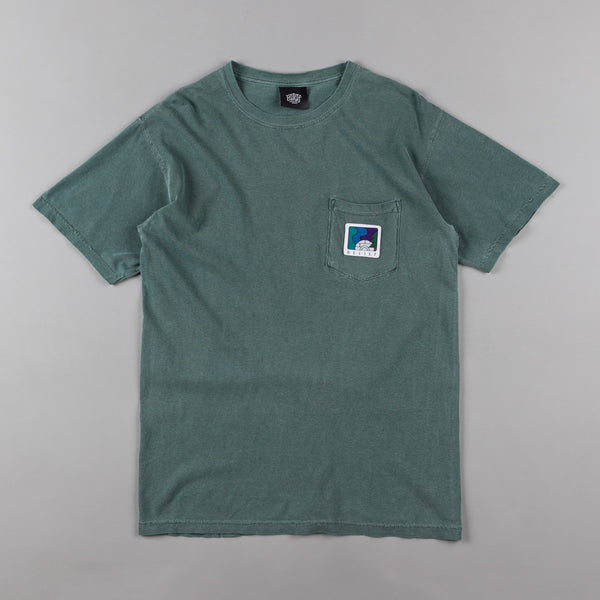Belief Northern Lights Pocket T-Shirt - Spruce