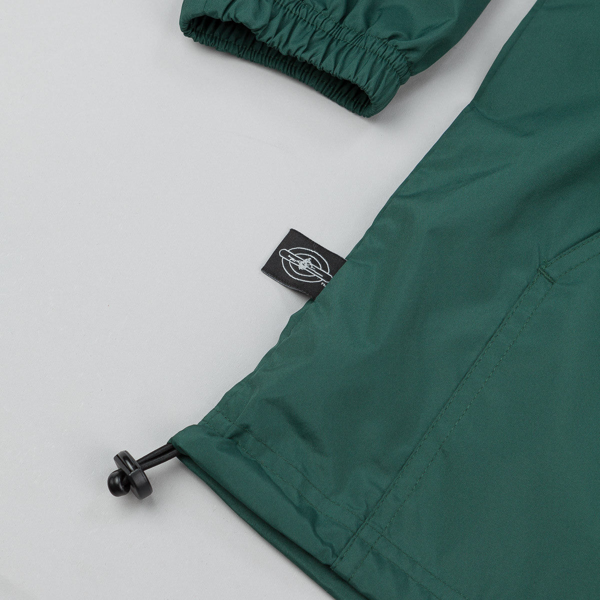 Belief Northern Windbreaker Jacket - Forest