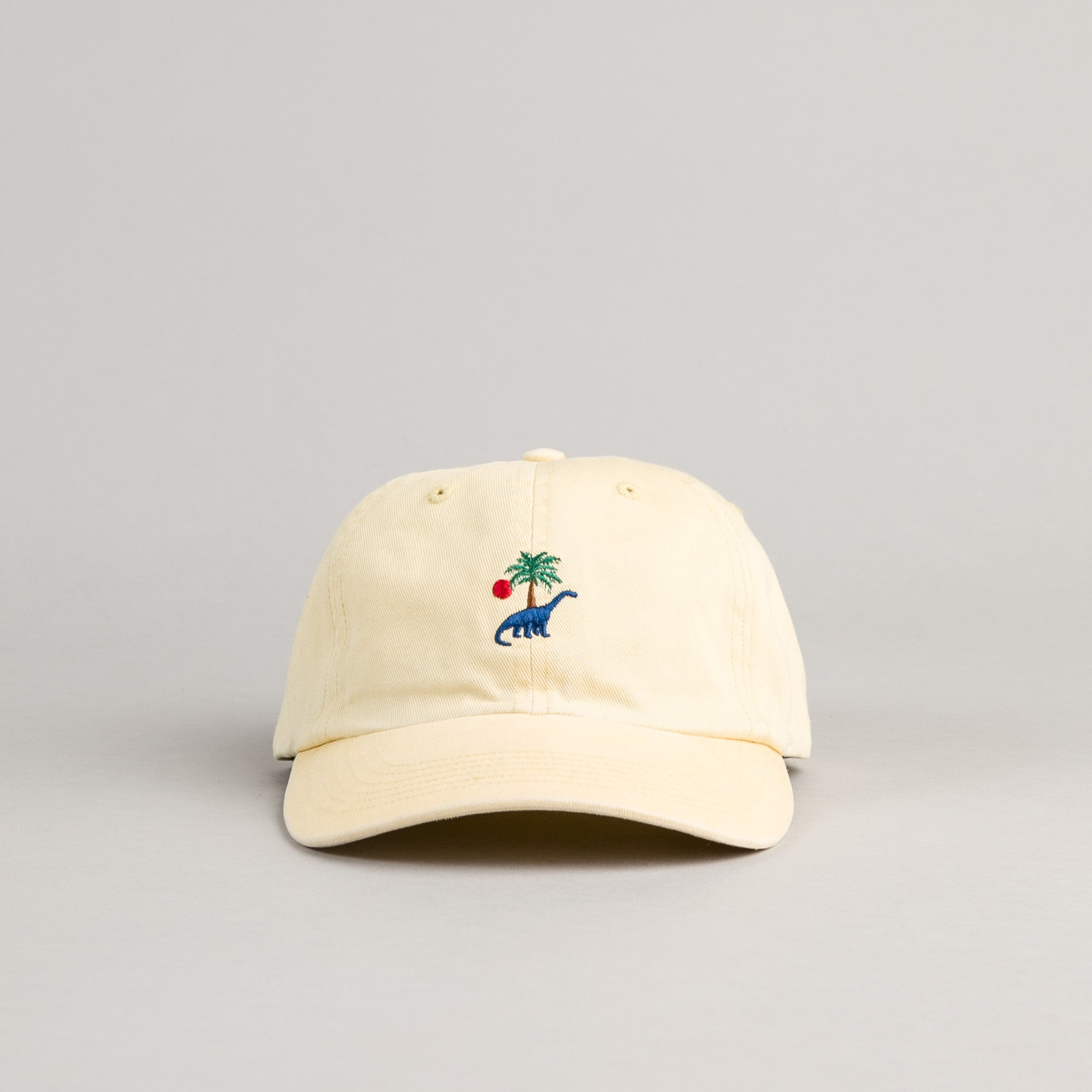 Belief Prehistoric Baseball Cap - Maize