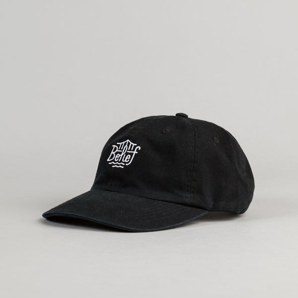 Belief Triboro Baseball Cap - Black