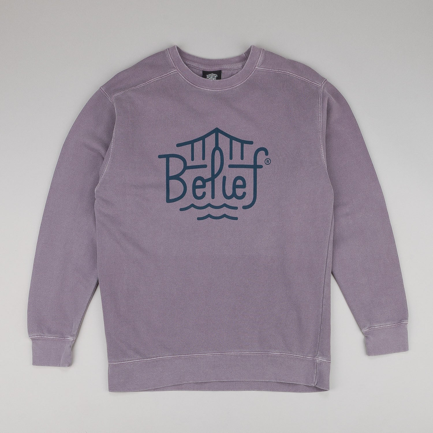 Belief Triboro Crew Neck Sweatshirt