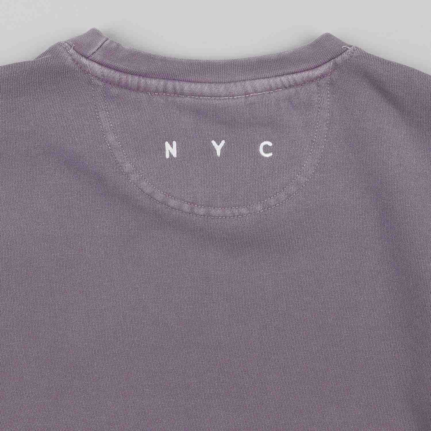 Belief Triboro Crew Neck Sweatshirt - Clay