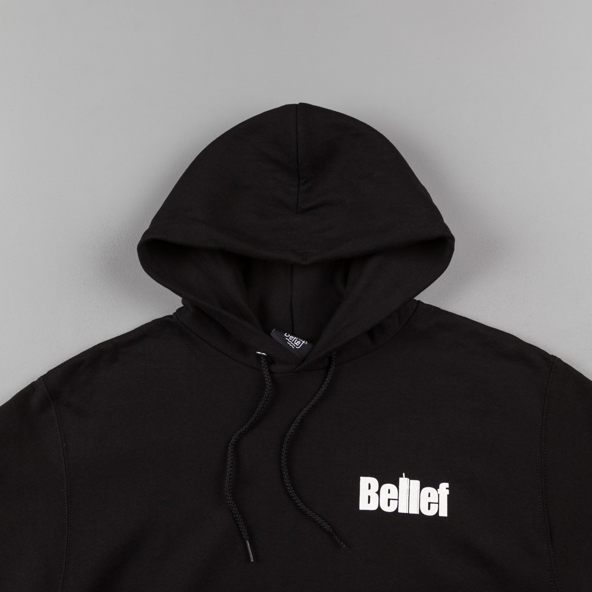 Belief World Trade Champion Hooded Sweatshirt - Black