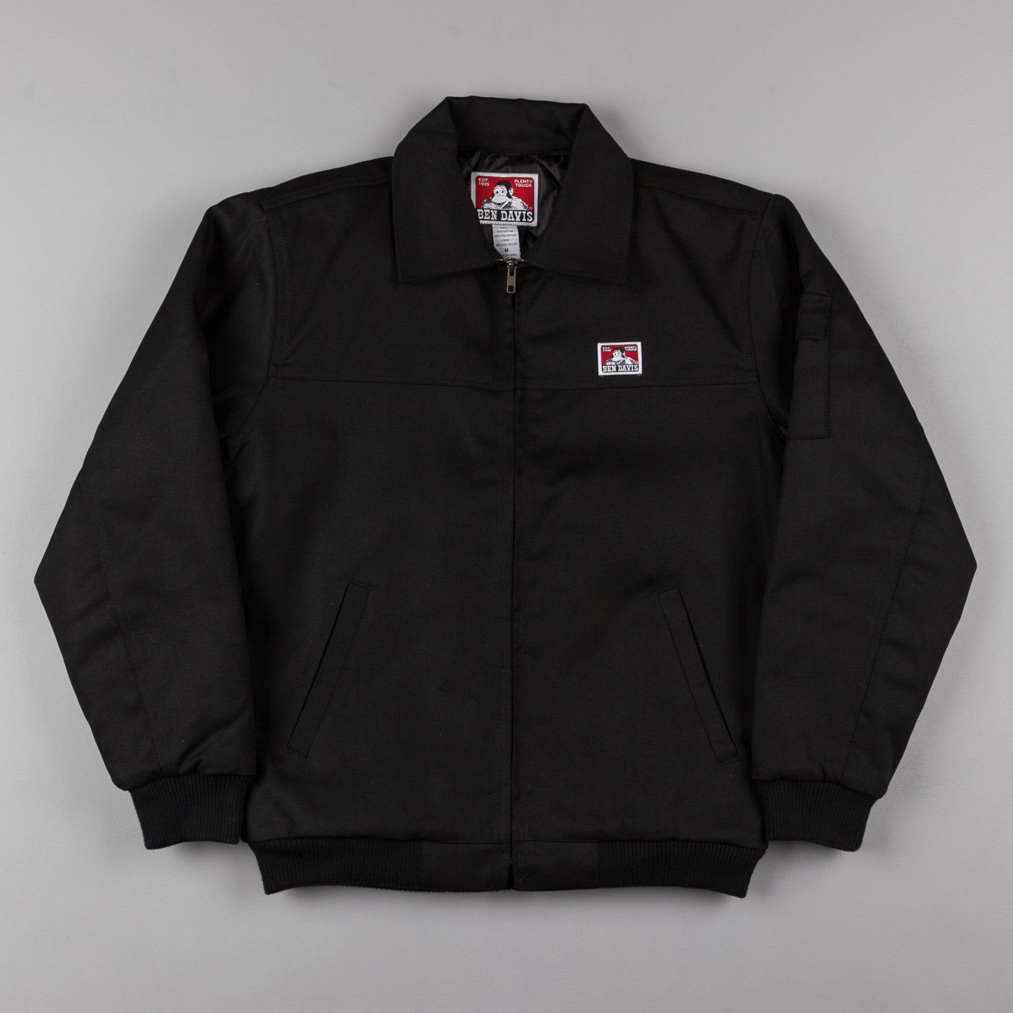 Ben Davis Mechanics Jacket - Black