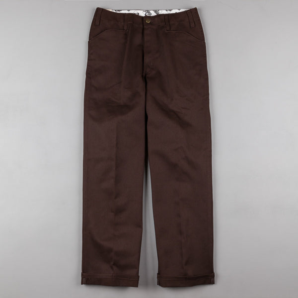 Ben Davis Original Ben's Work Trousers - Brown