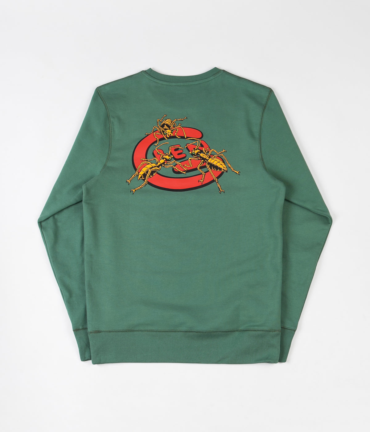Ben-G Antz Crewneck Sweatshirt - Deep Sea