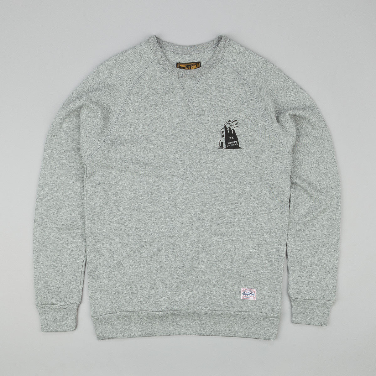 Benny Gold Factory Premium French Terry Crew Neck Sweat