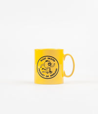 Blast Skates Coffee Mug - Yellow