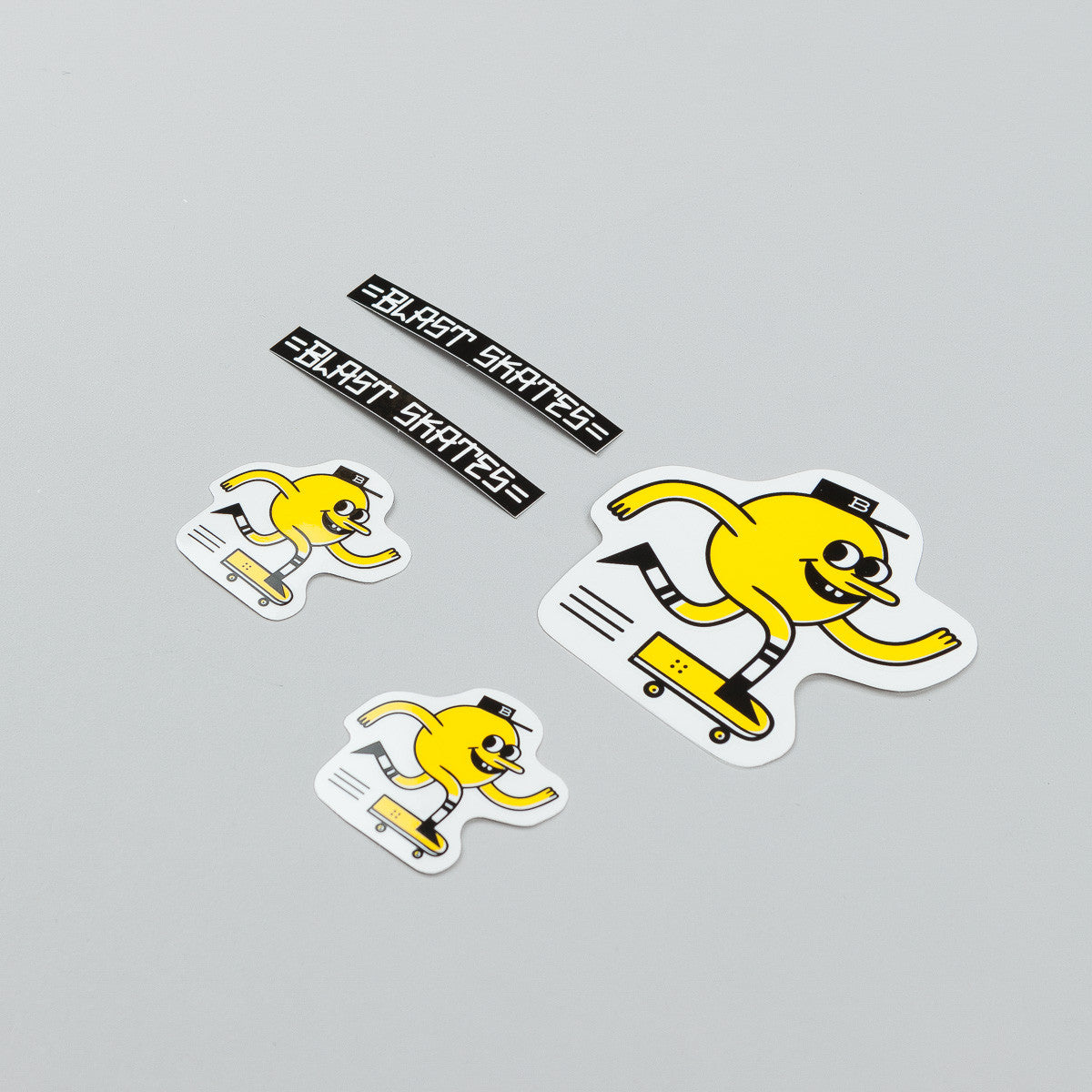 Blast Skates Sticker Pack
