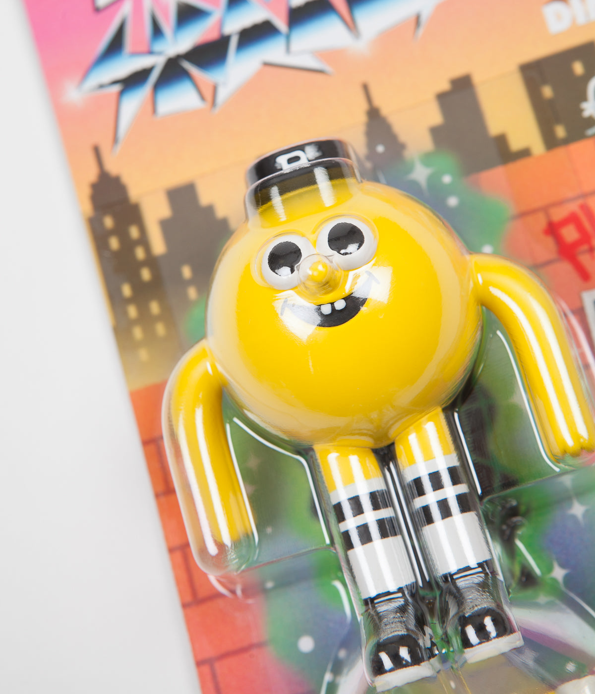 Blast Skates Toy - Yellow