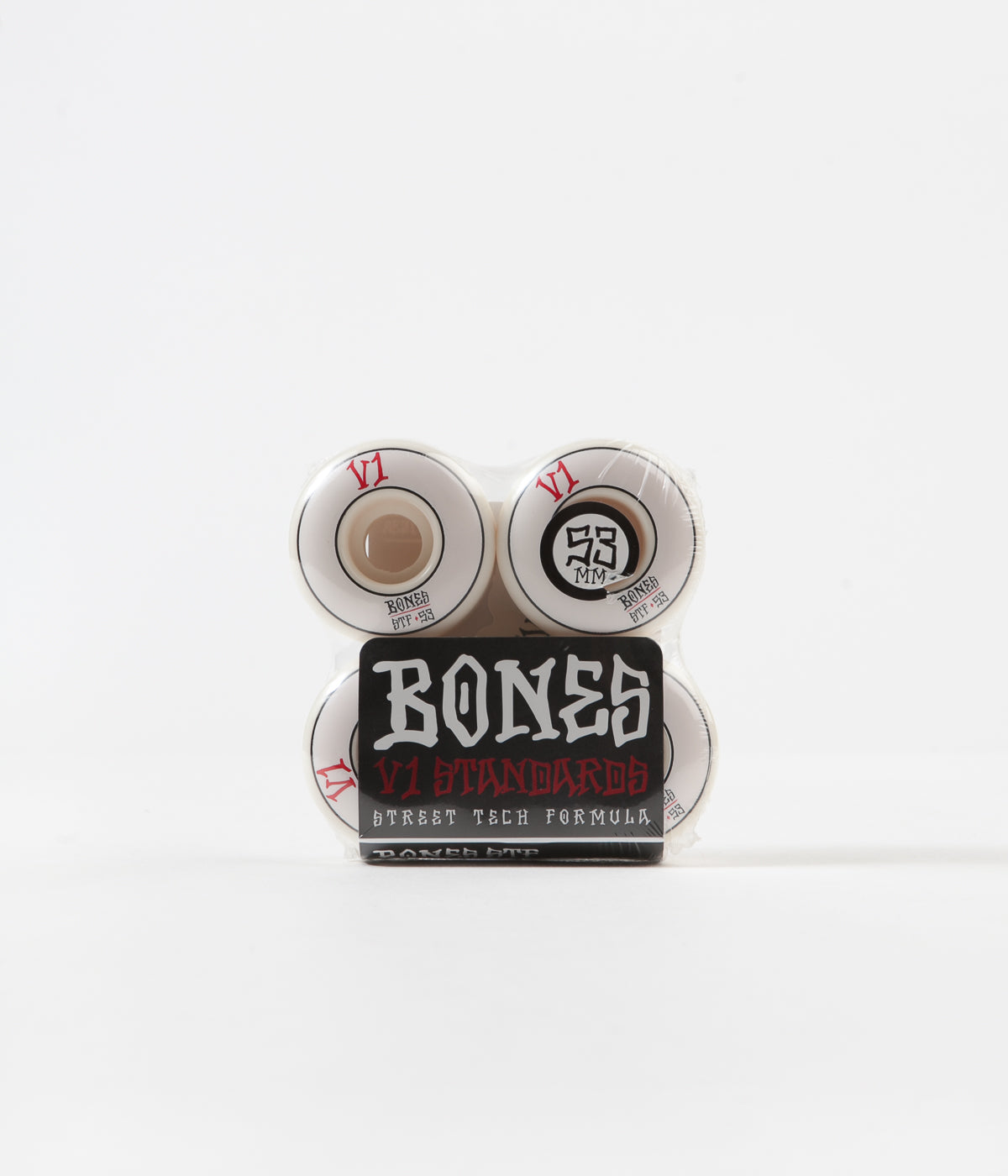Bones STF V1 Annuals 103a Wheels - White - 53mm