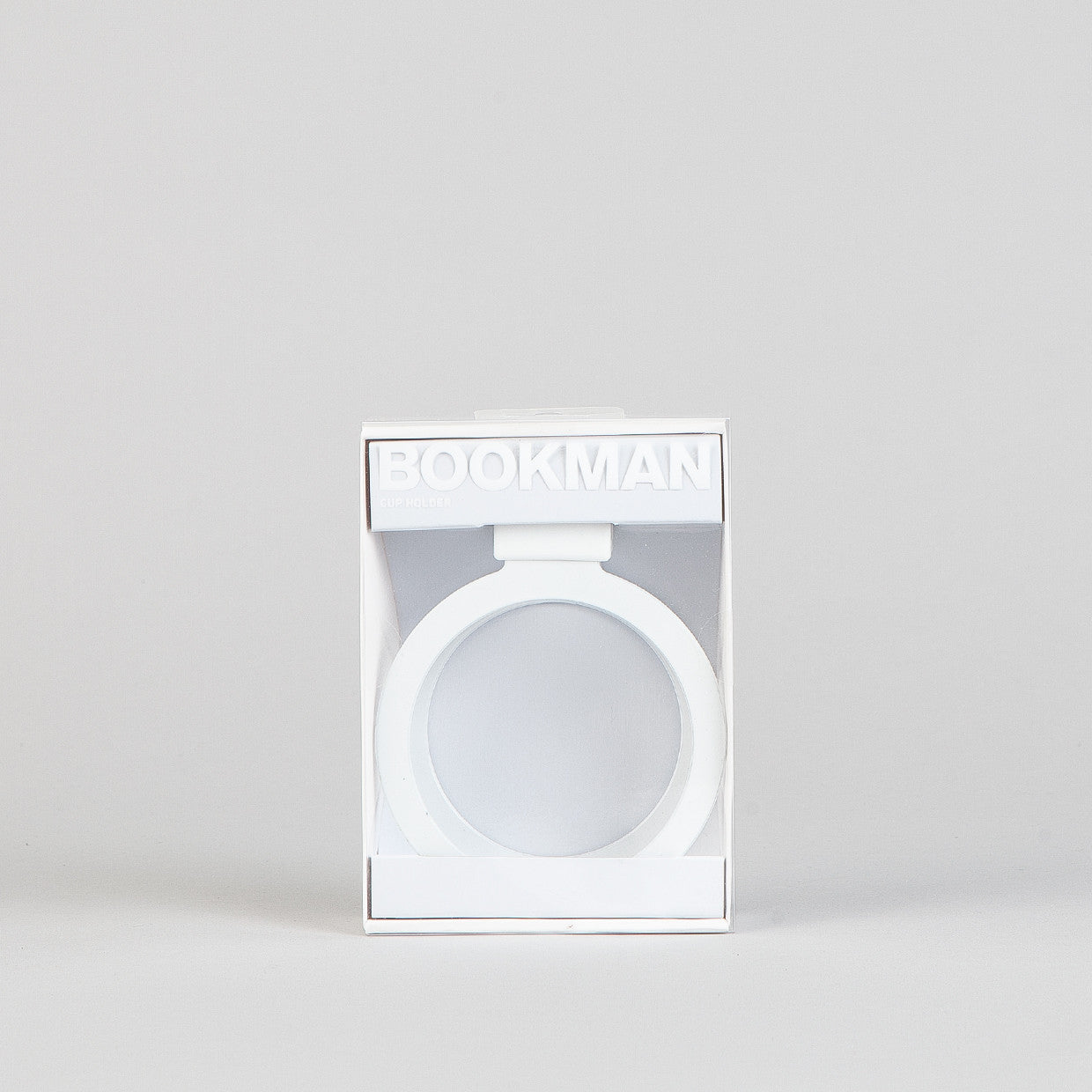 Bookman Cup Holder White