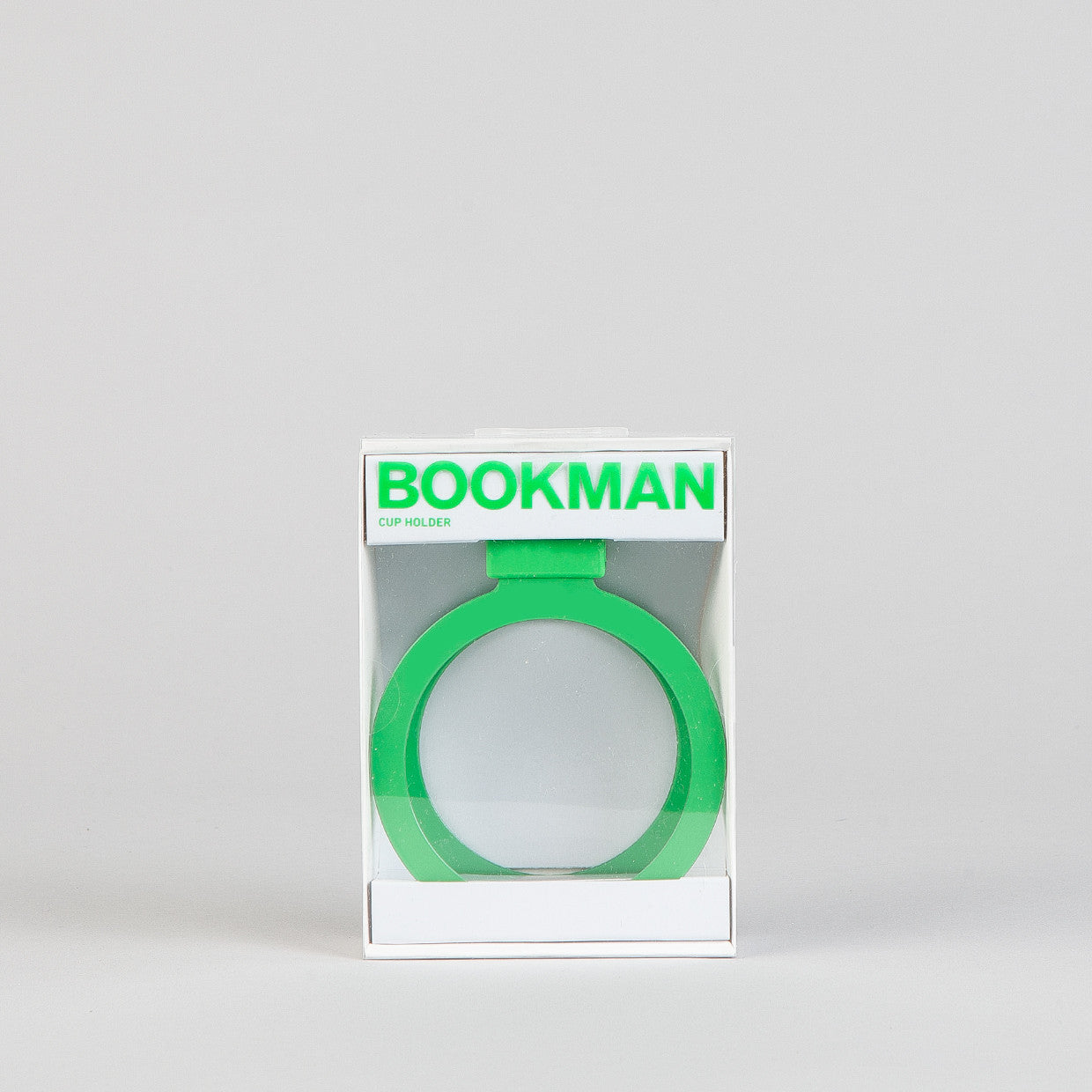 Bookman Cup Holder Green