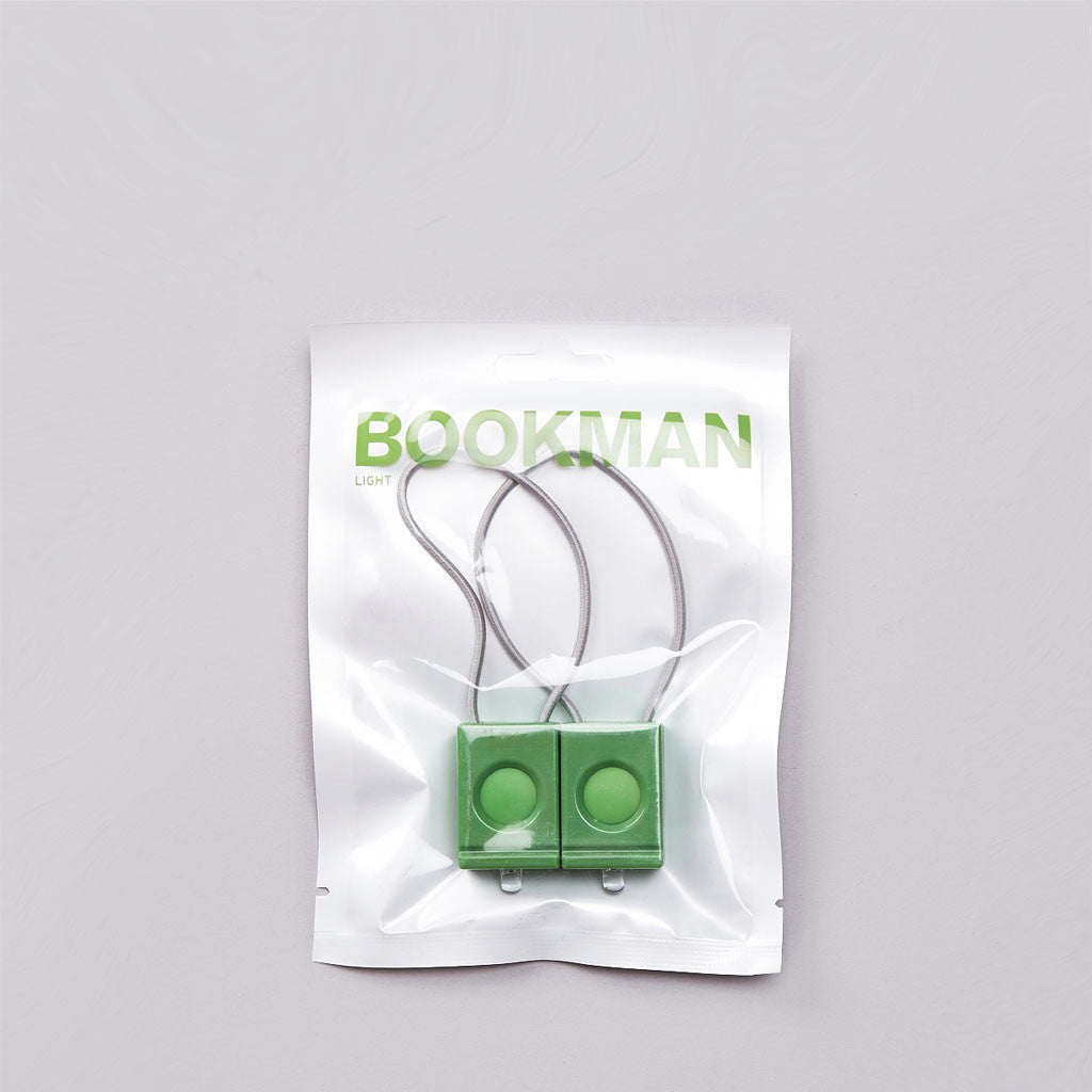 Bookman Light Goblin Green