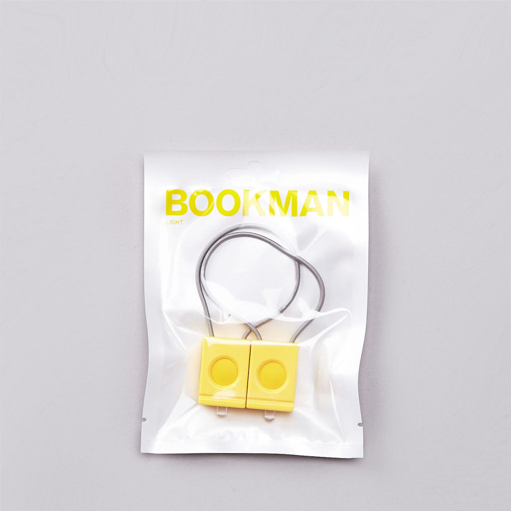 Bookman Light Lemon Yellow