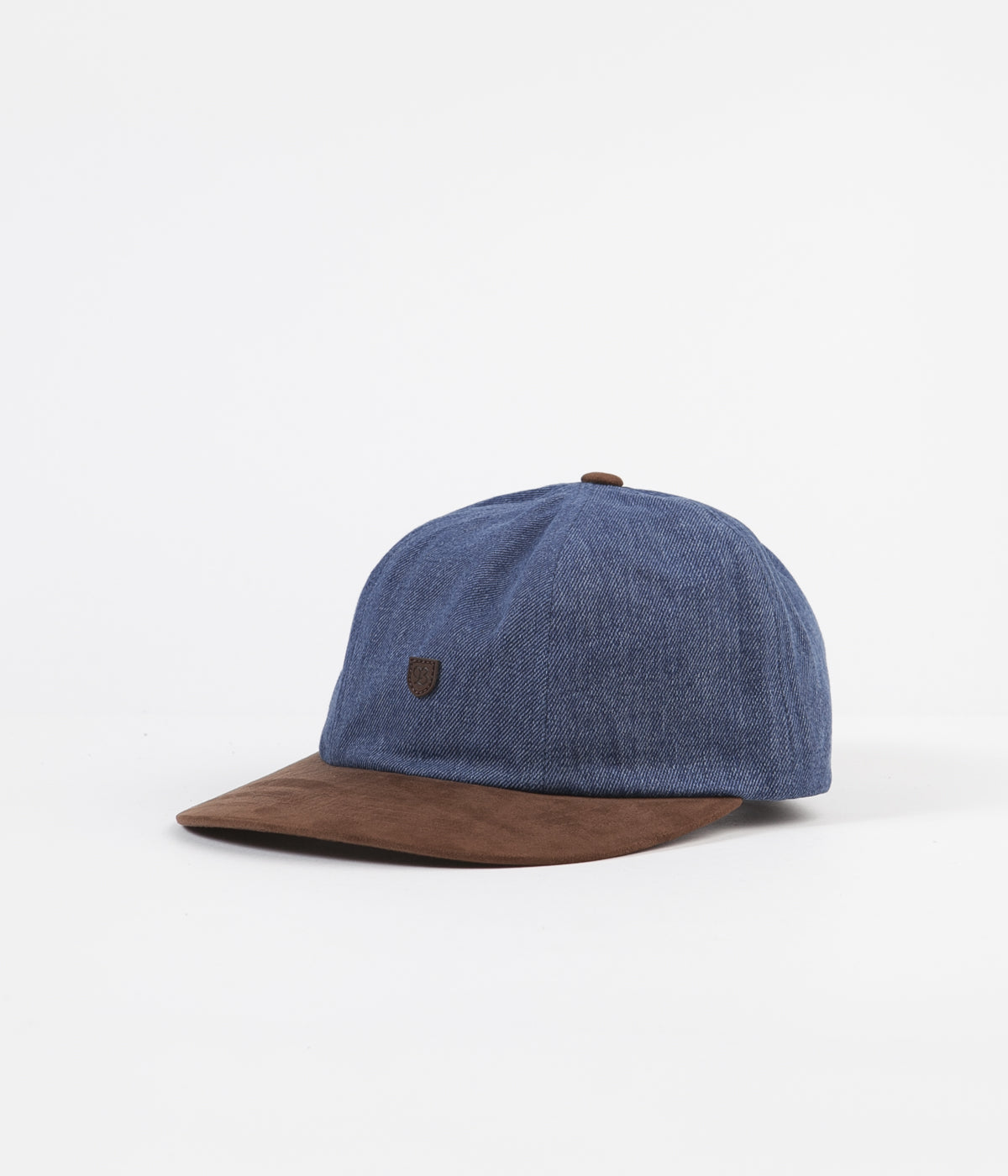 Brixton B-Shield III Cap - Denim
