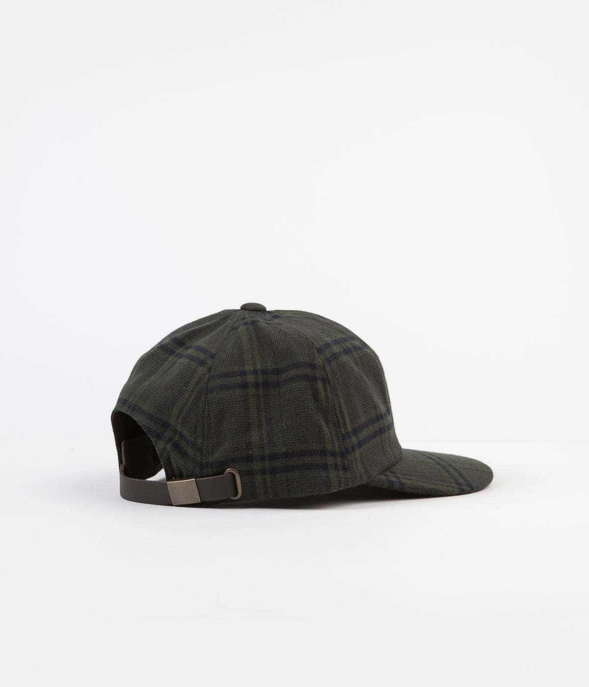 Brixton B-Shield III Cap - Emerald / Washed Navy