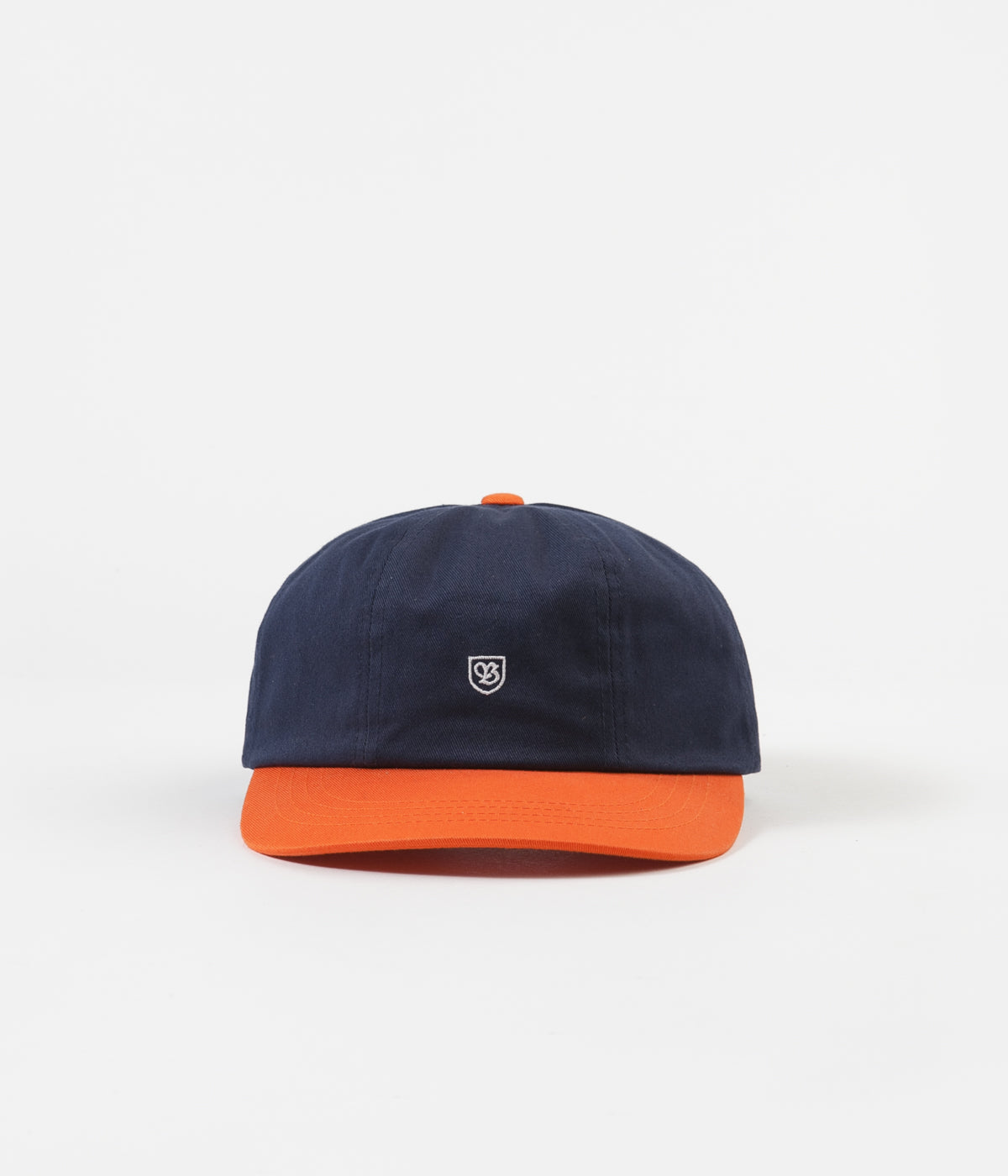 Brixton B-Shield III Cap - Washed Navy / Tiger