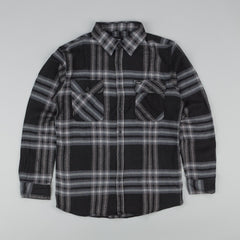 Brixton Bowery Long Sleeve Flannel Shirt