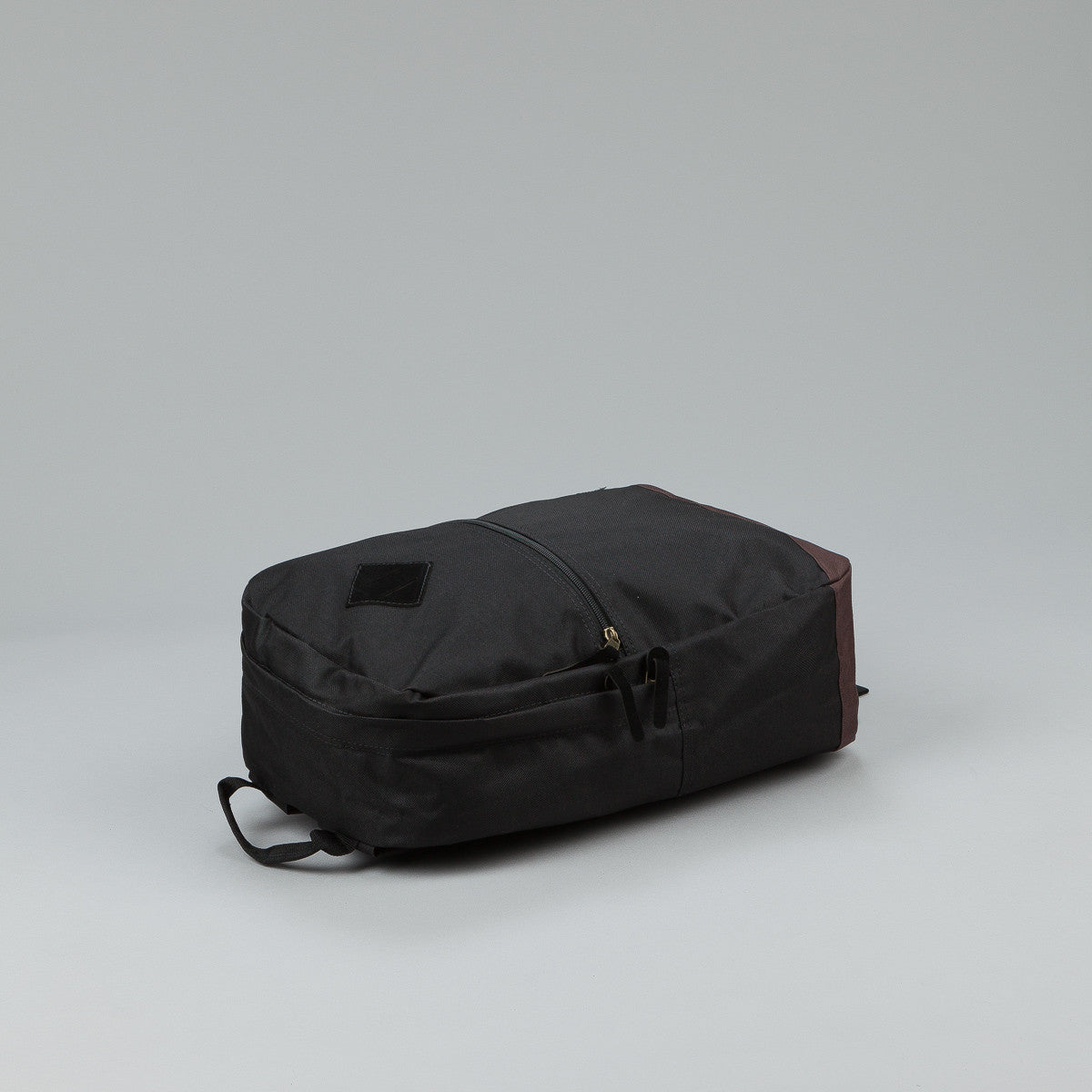Brixton Carson Backpack - Black / Brown