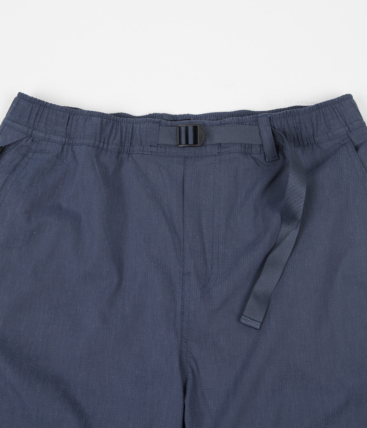 Brixton Cinch X Shorts - Washed Navy / Fern