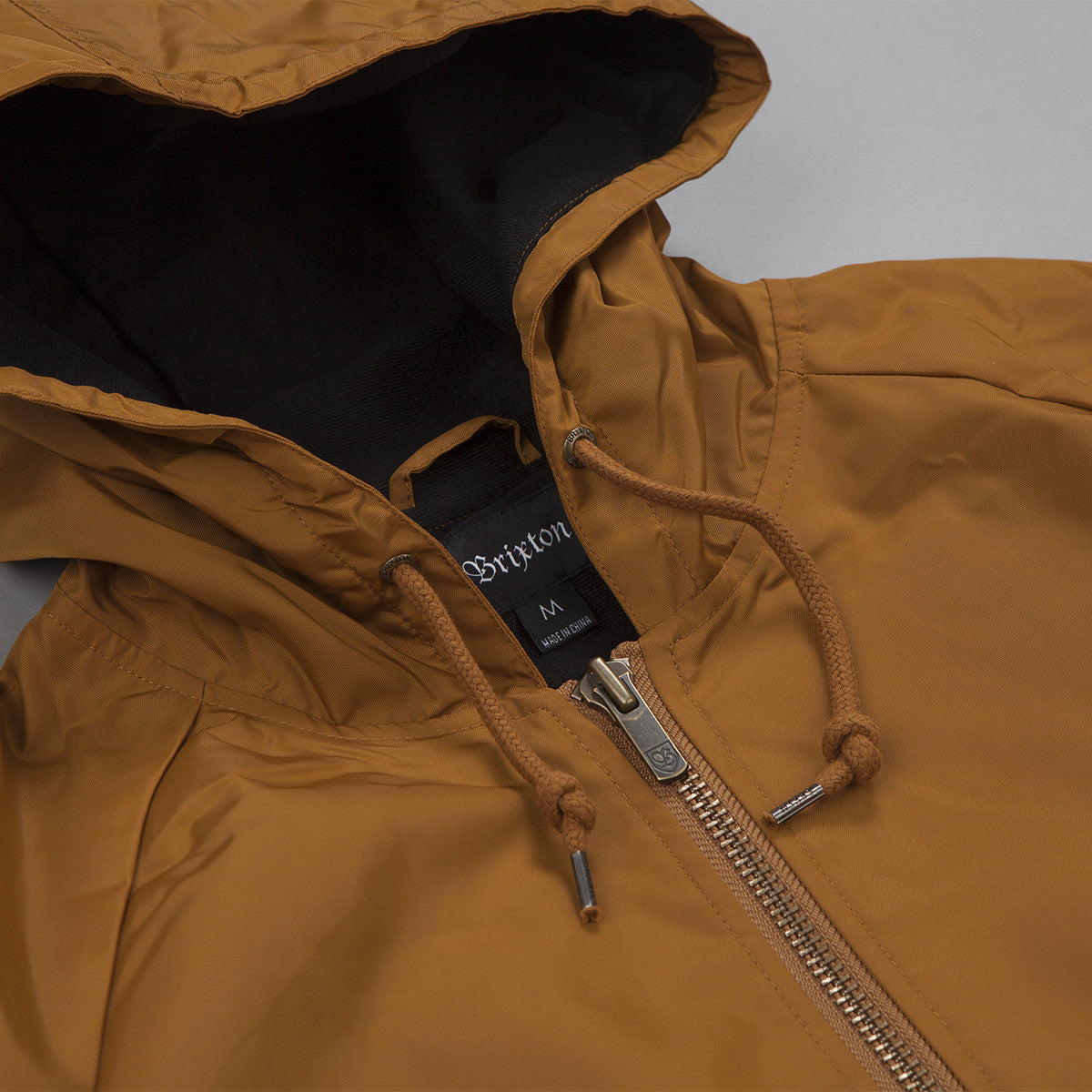 Brixton Claxton Jacket - Copper