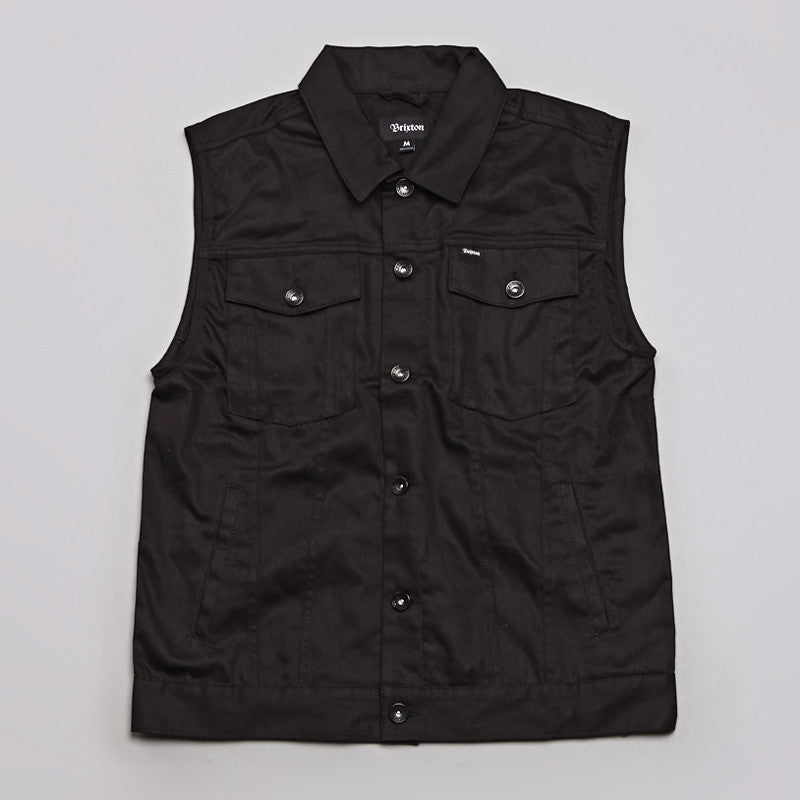 Brixton Curtis Jacket Black