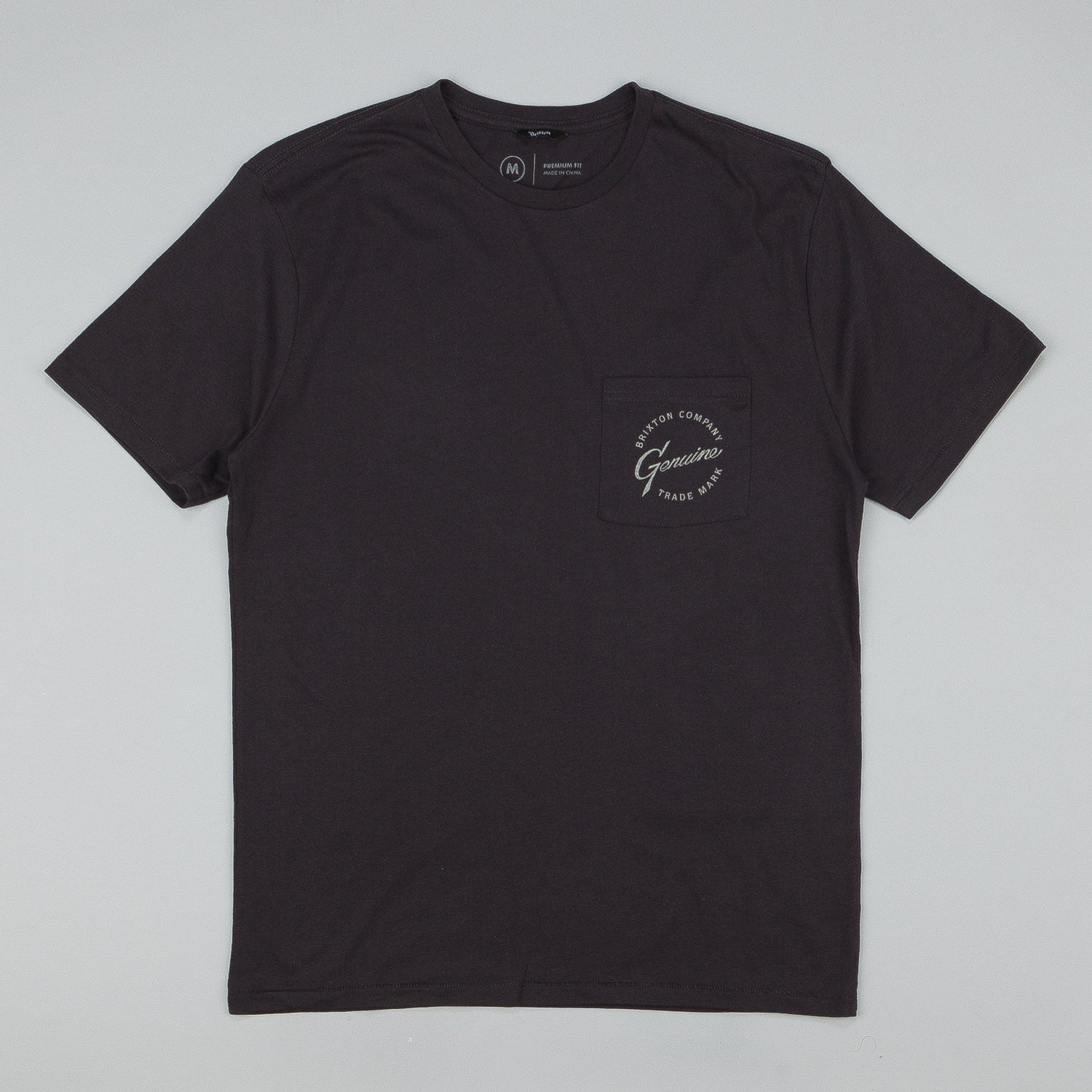 Brixton Genuine Pocket T-Shirt