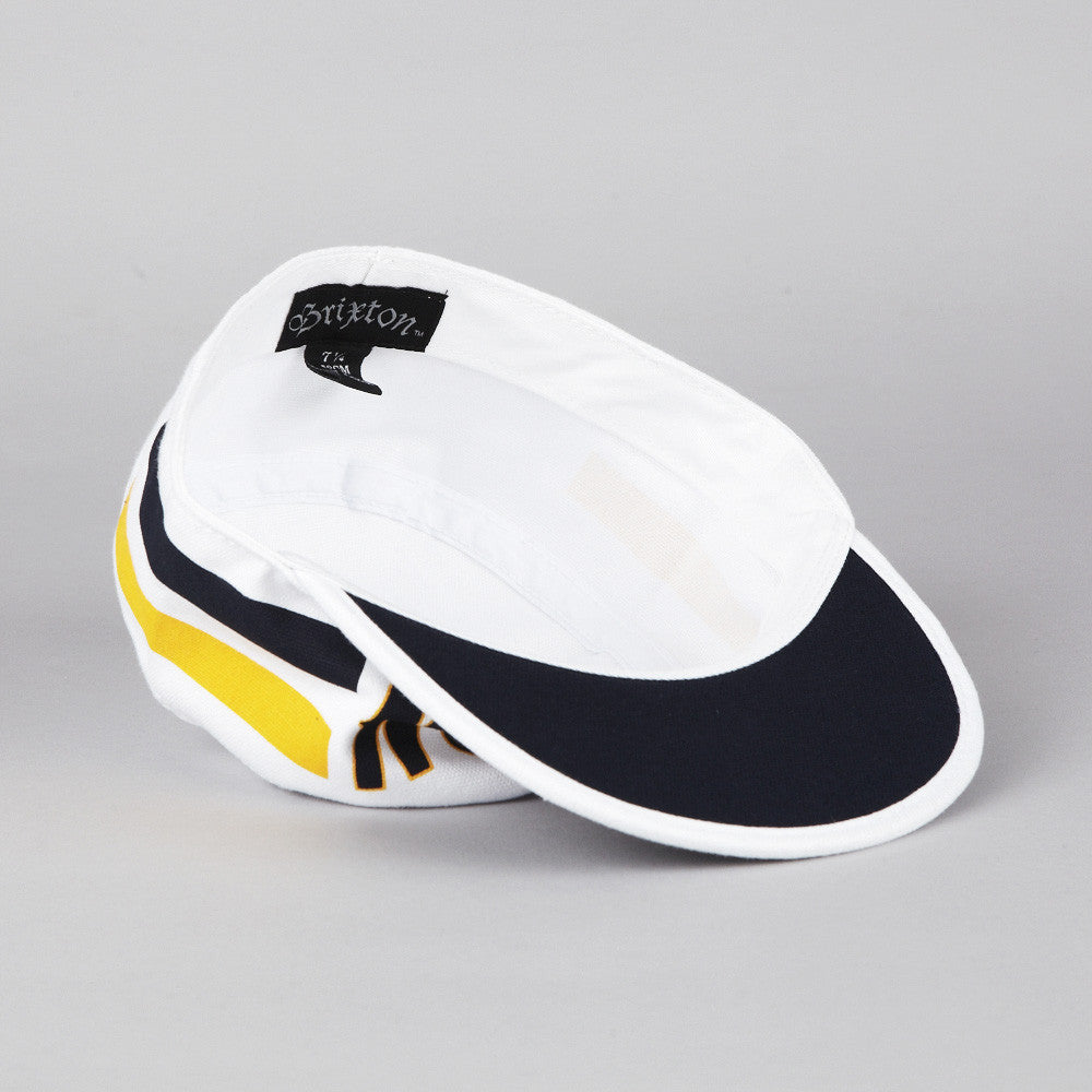 Brixton Grit Hat White / Navy