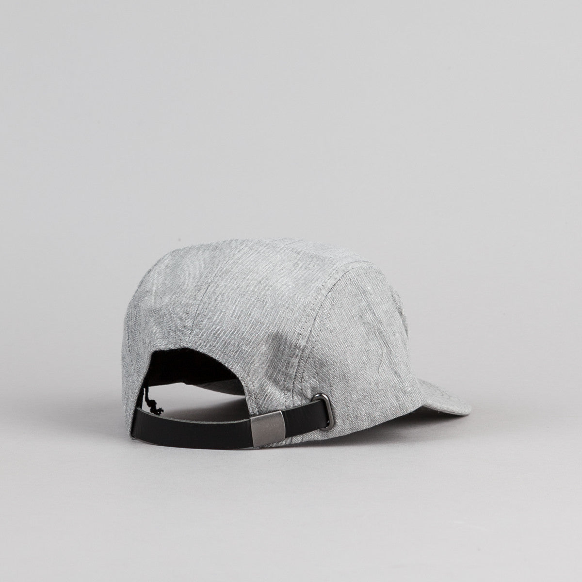 Brixton Hoover 5 Panel Cap - Heather Grey