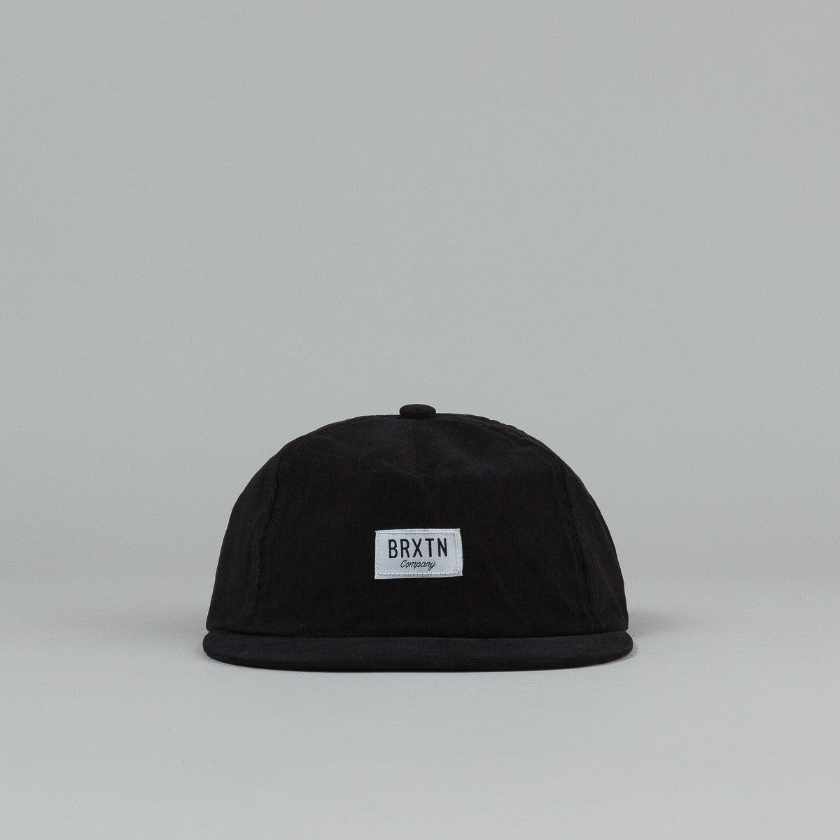 Brixton Hoover Adjustable Cap - Black