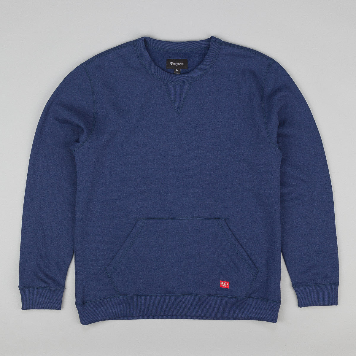 Brixton Hoover Crew Fleece Sweatshirt