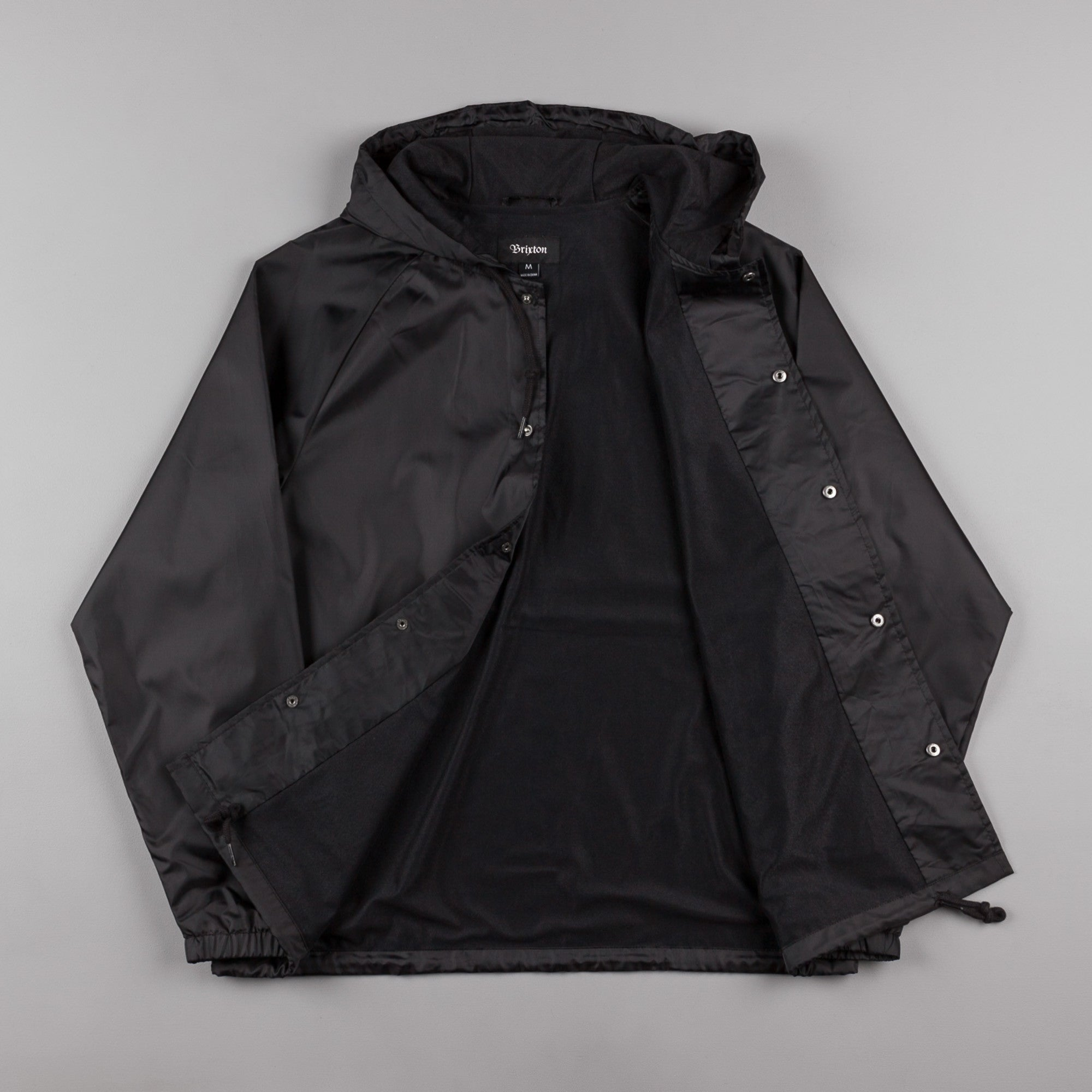 Brixton Maverick Jacket - Black