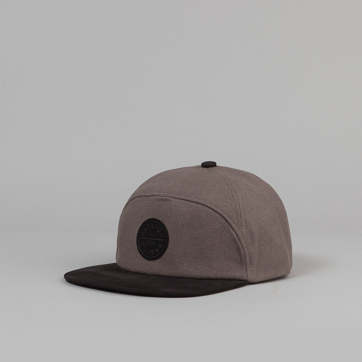 Brixton Oath 7 Panel Adjustable Cap