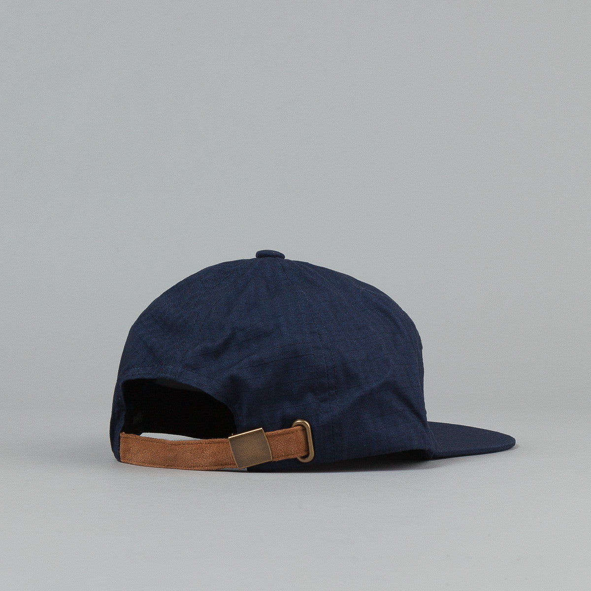 Brixton Oath 7 Panel Cap - Navy