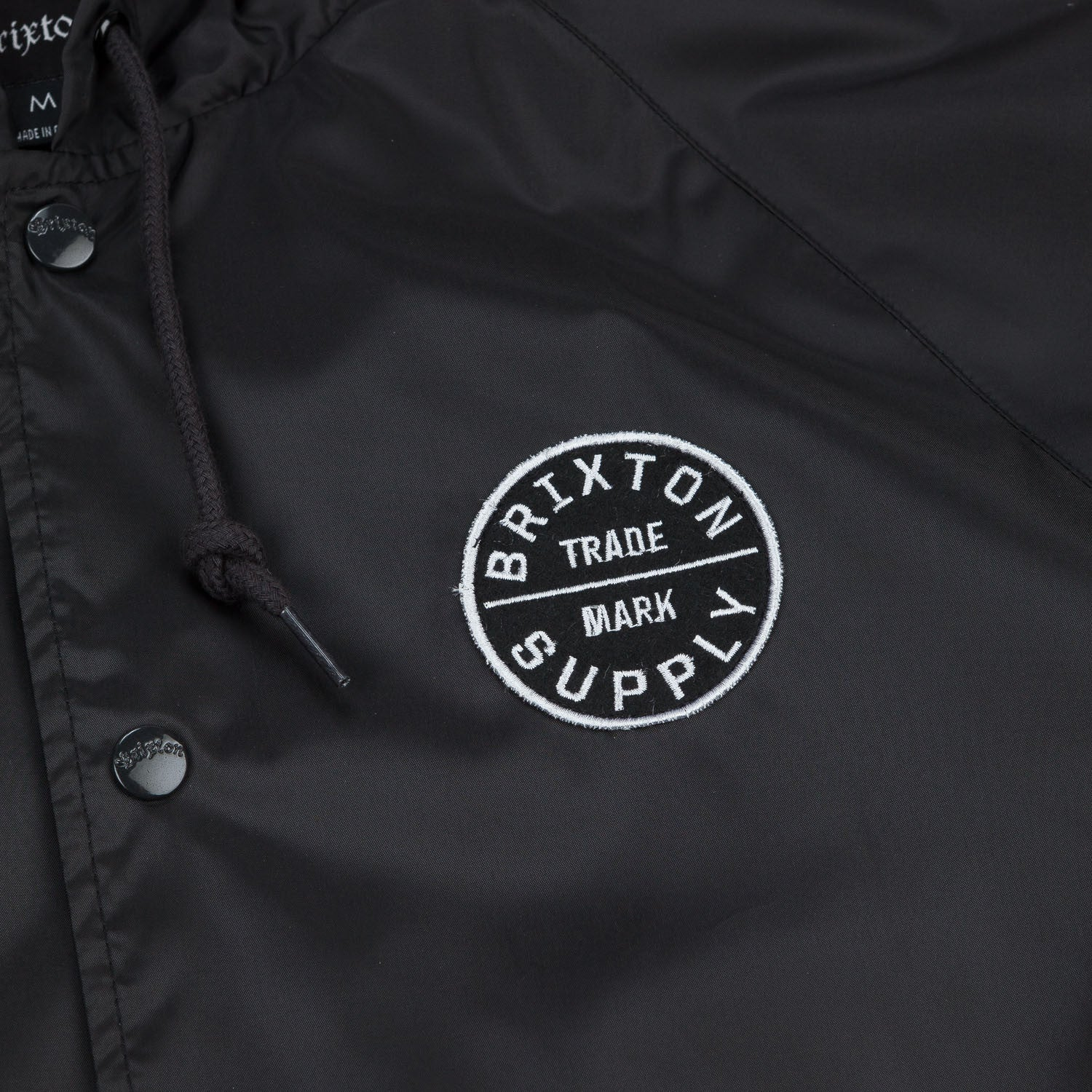 Brixton Oath Jacket - Black