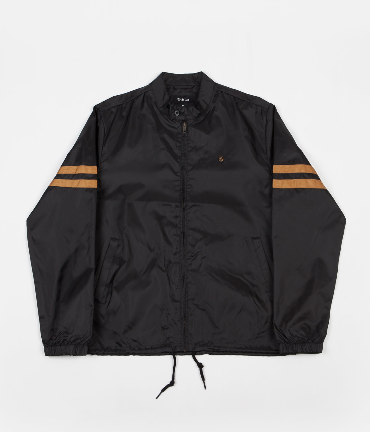 Brixton Plex Jacket - Black / Bronze