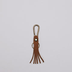Brixton Poods Key Chain Brown