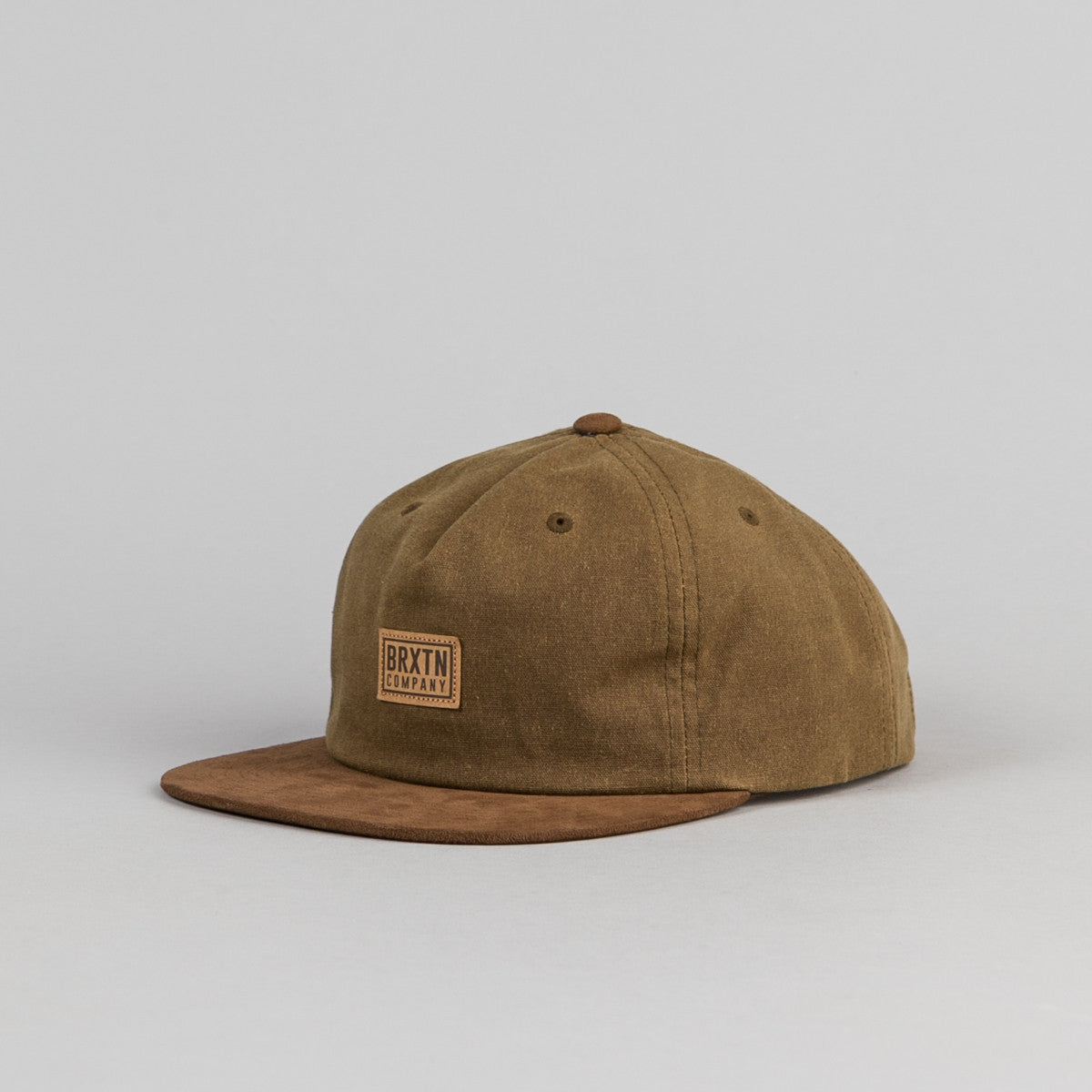 Brixton Quint Cap - Light Brown