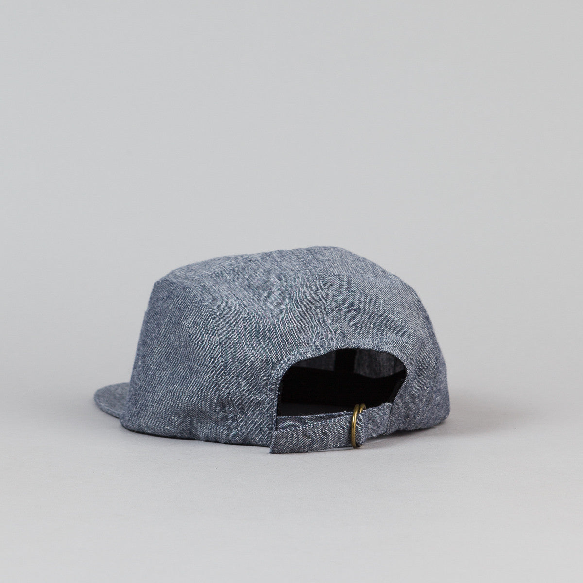 Brixton Ramsey 5 Panel Cap - Denim