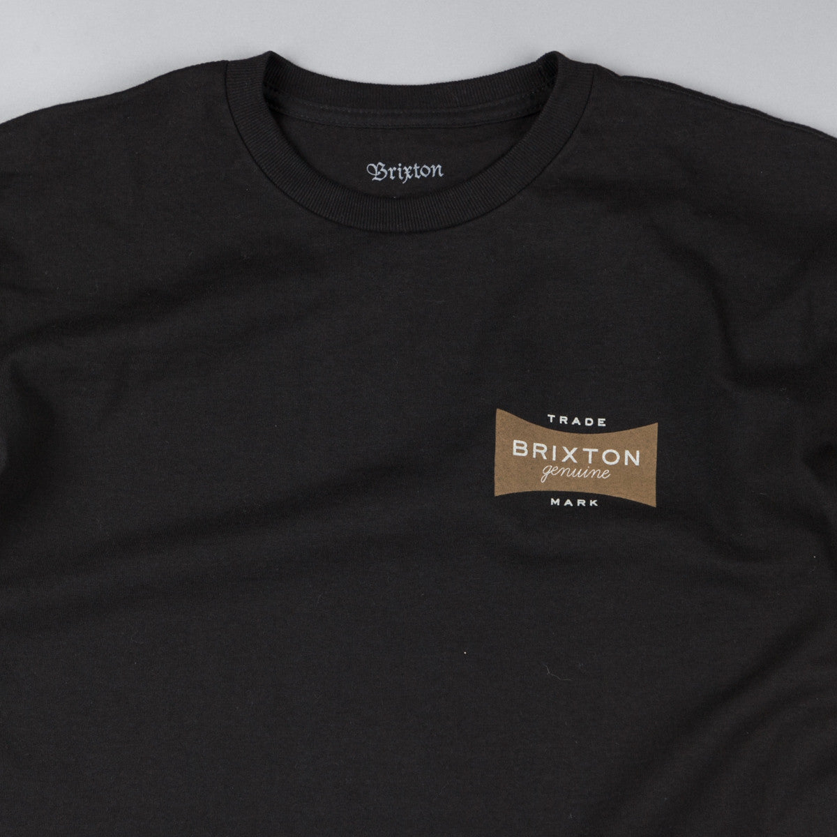 Brixton Ramsey T-Shirt - Black