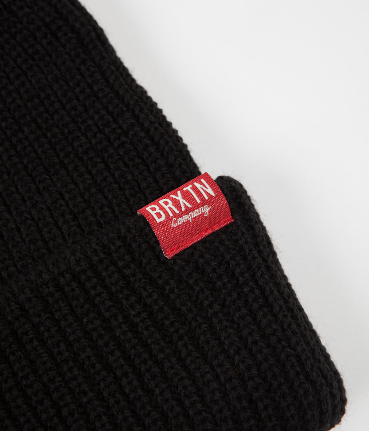 Brixton Redmond Beanie - Black / Red