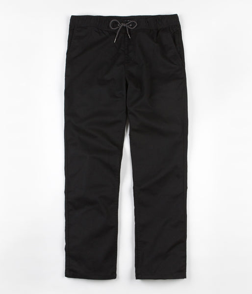 Brixton Reserve Drawstring Sweatpants - Black
