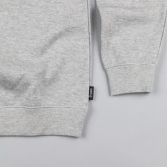 Brixton Soto Crewneck Sweatshirt - Heather Grey
