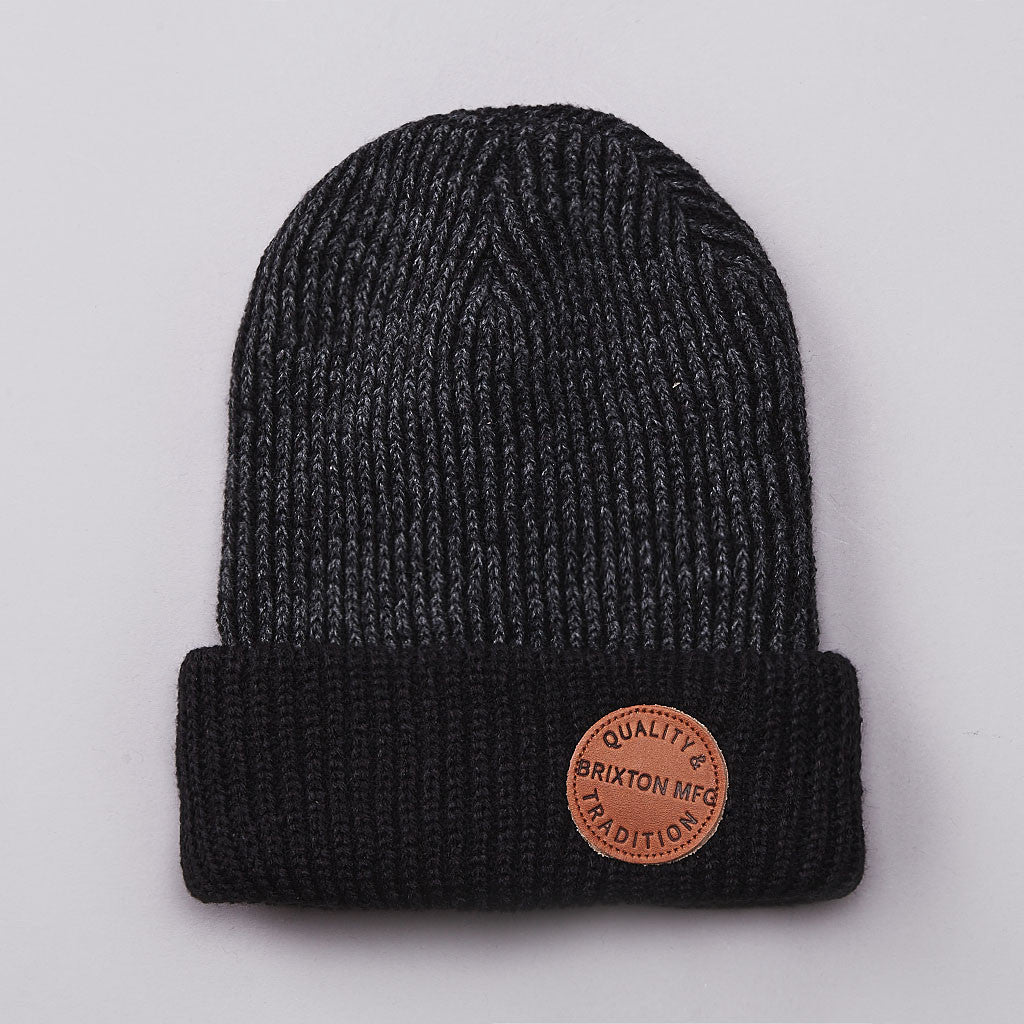 Brixton Stag Beanie Black / Charcoal