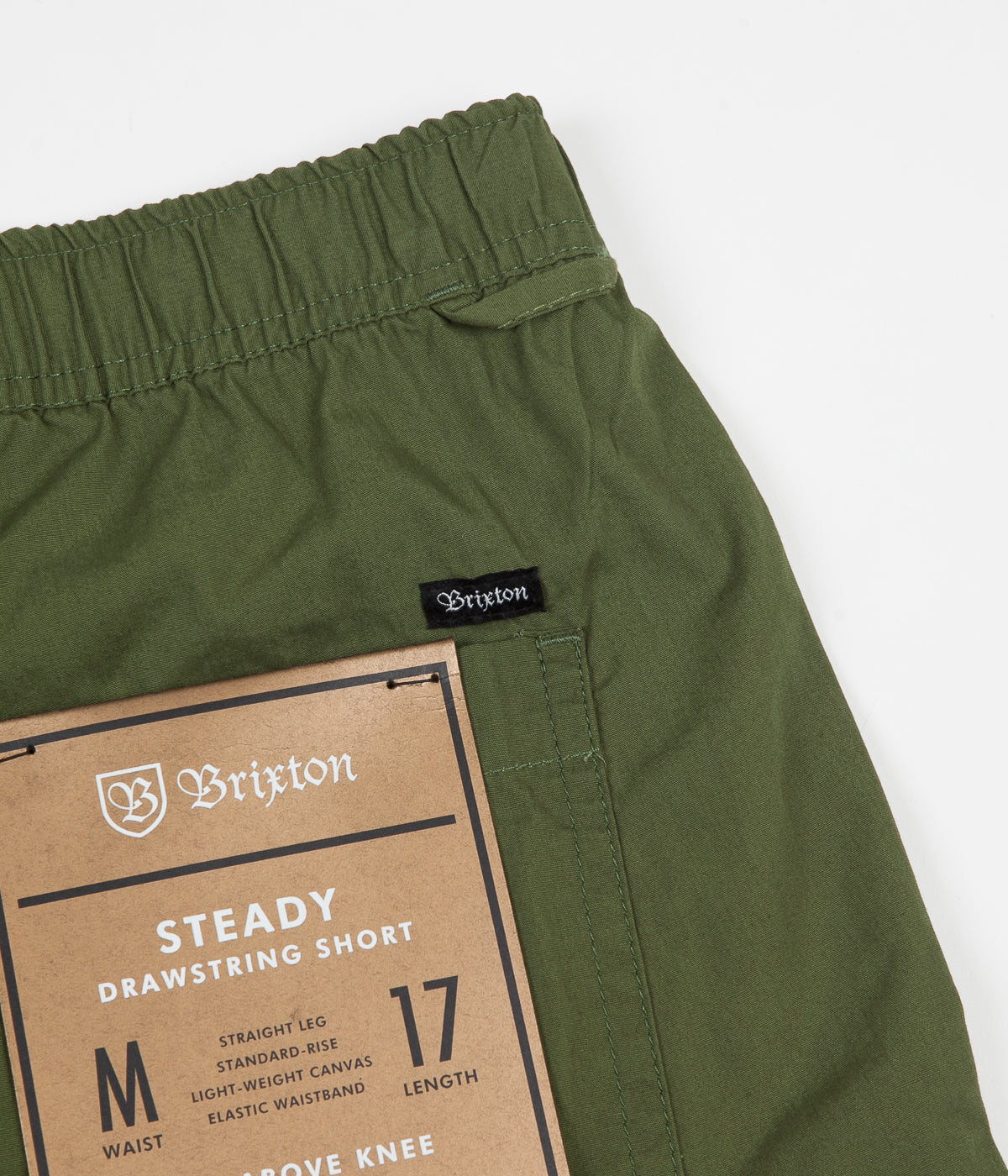 Brixton Steady Short - Leaf